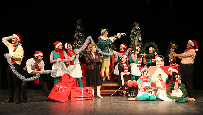 """""""Elf: The Broadway Musical"""" at IVCC"""