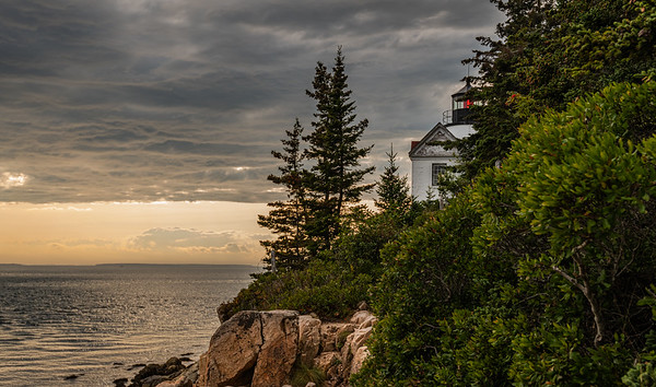 Bass Harbor Lighthouse - Acadia National Park - Maine - 2019