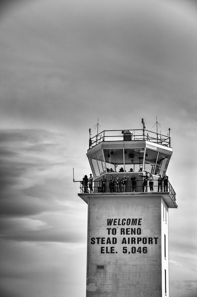 Stead Airport Tower