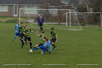 31-03-18 Leverton SFC vs Benington FC 3-3