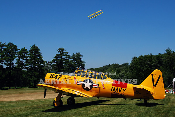 Collings Foundation Open House 2010
