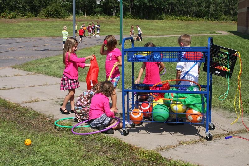 AV-W First Day of School 2011