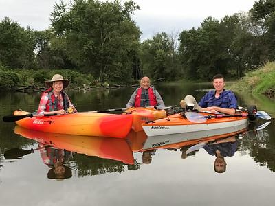 Wallkill River w/Jag's - Sept. 22, 2018