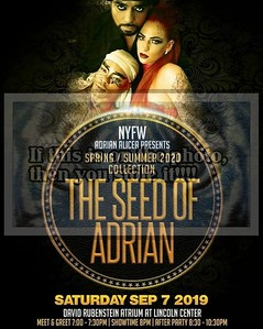 The Seed of Adrian, 9-7-19
