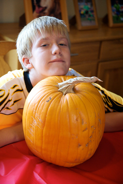 Pumpkin Carving 10-29-2010