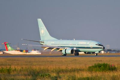 OY-MRC - Boeing 737-7L9