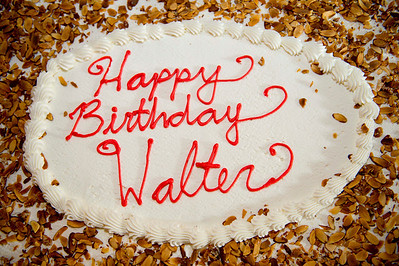 Walt Kolar's 90th birthday bash
