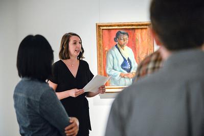 Art Gallery Talk Julie Woodson