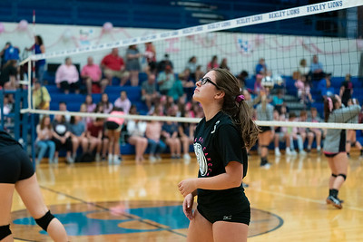 Volleyball vs Buckeye Valley (Volley for the Cure)