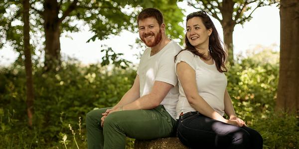 Kirsty & Martin - Pre Wedding Shoot