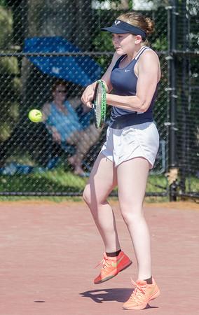 Lynnfield girls tennis state semifinal