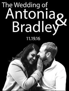 The Wedding of Antonia and Bradley