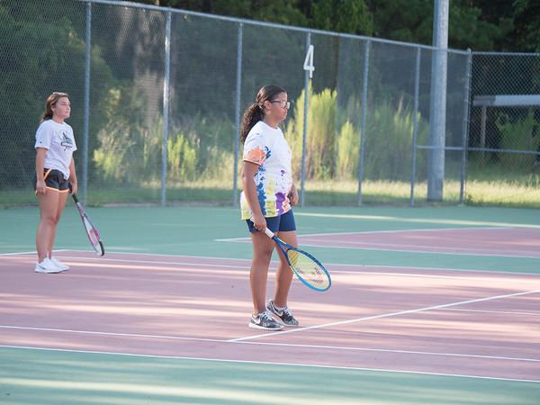 ECHS Tennis Practice