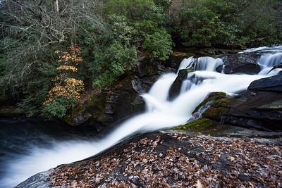 Big Creek and Singleys Falls