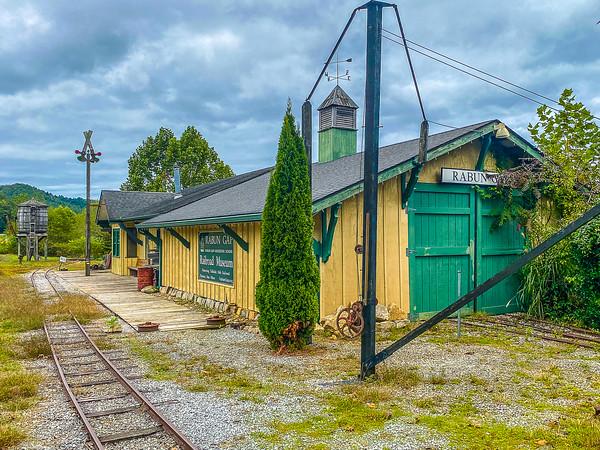 Rabun Gap Railroad - 9-26-20
