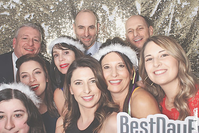 12-21-19 The Venue Chattanooga Photo Booth - Amanda & Austin's Wedding - Robot Booth