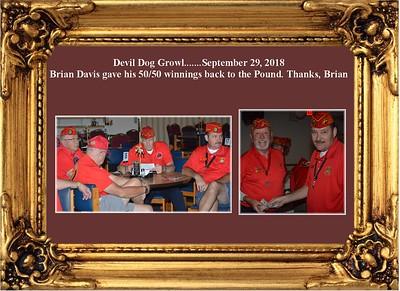 9-29-18 Devil Dog Growl