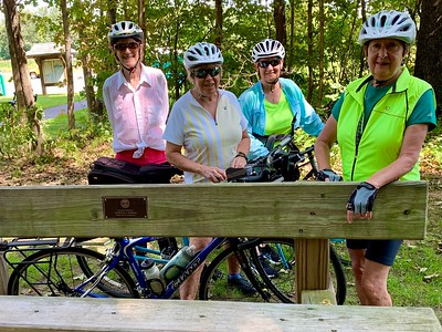 September 10 Thursday Trail Ride
