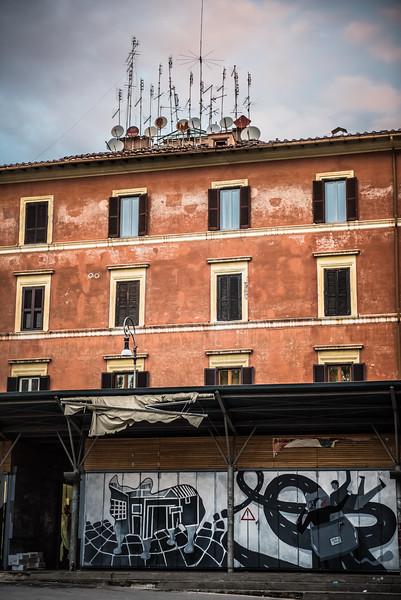 Roma - Trestevre 2015