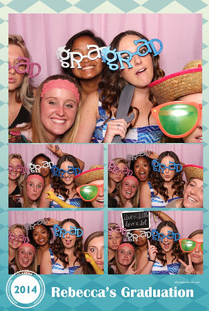 Rebecca's Grad Party