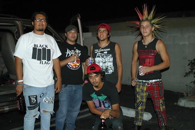 DRI - at Chain Reaction - Anahem, CA - September 25, 2010