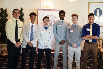 2018 Senior Alumni Luncheon