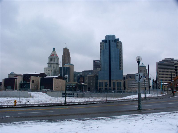 Cincinnati Trip
