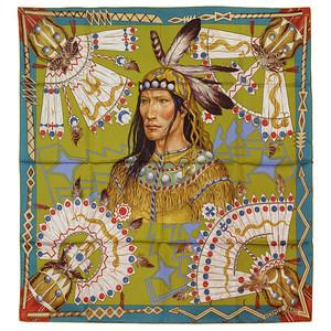 Cosmogonie Apache - Teal blue Olive Perriwinkle - NWCTS - 1312240431