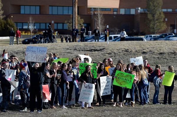 2016-03-09 Ponderosa student protest