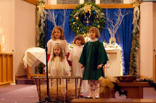 Belleville Church Christmas Program