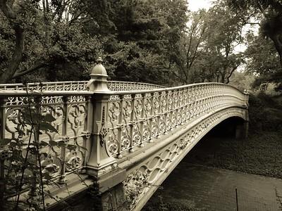 Central Park Arches and Bridges