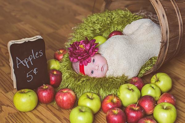 Baby Zoië 2015