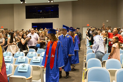 Pebble Hills High School Summer Graduation