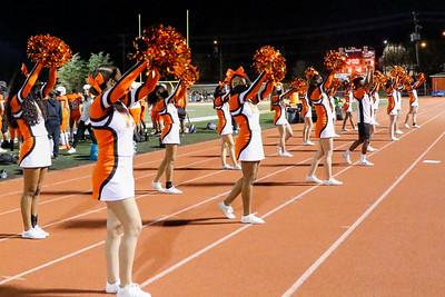 Varsity Cheer 3/12/21