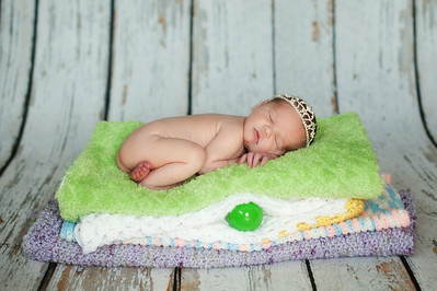 Audrey Newborns