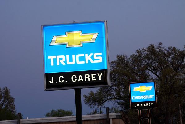 JCCarey Motors 2012