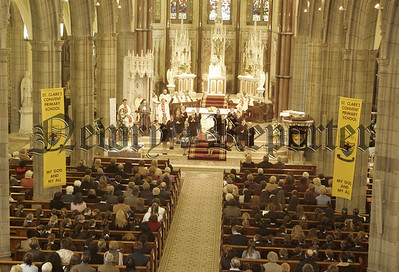 St Clares convent Primary school 175th Aniversary mass. 06W12N13