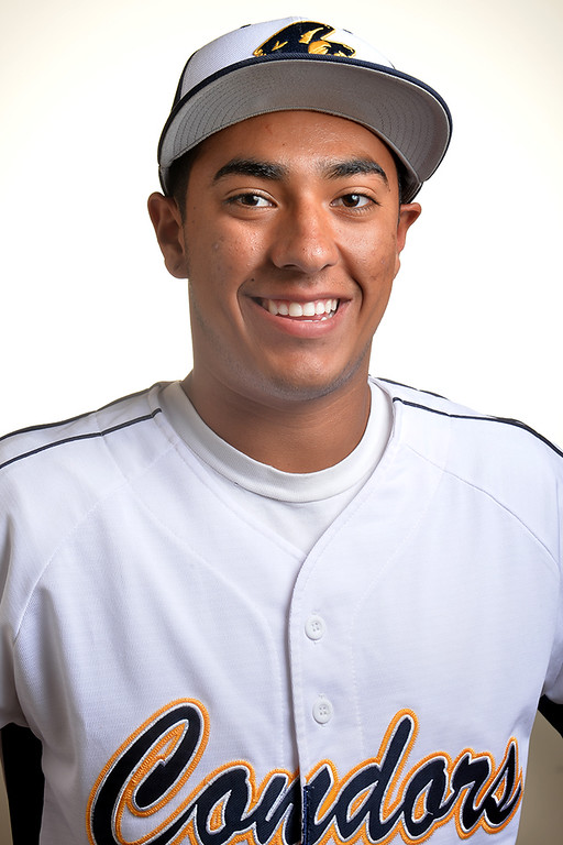 . Ruben Pinedo from California High School was selected to the Whittier Daily News All-Area Baseball team on Tuesday June 10, 2014. (Photo by Keith Durflinger/Whittier Daily News)
