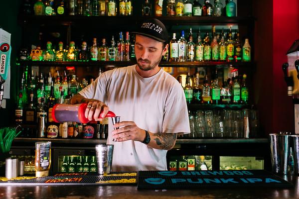 Verve Drinks Shoot