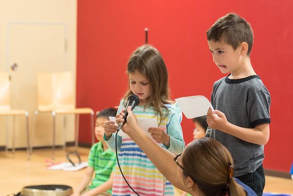 Kindergarten Performance 2016: Friday Assembly