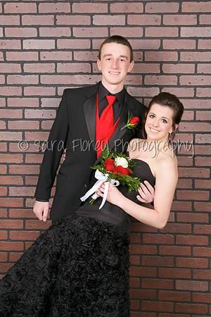 '14 Sydney, Alyssa & Anjanee's Prom Pictures