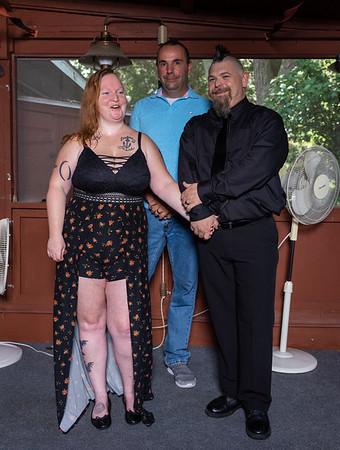 Adam And Amy Harr's Wedding