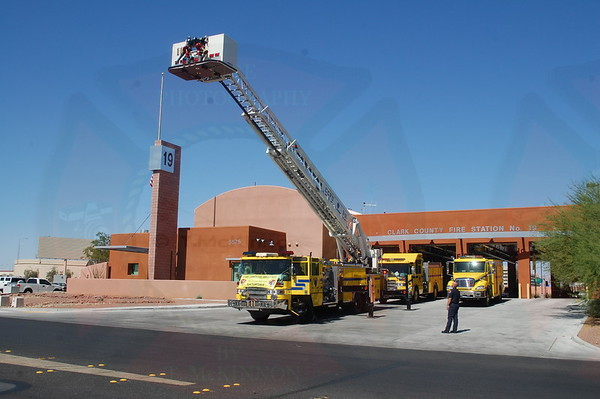 CCFD Station 19 Open House