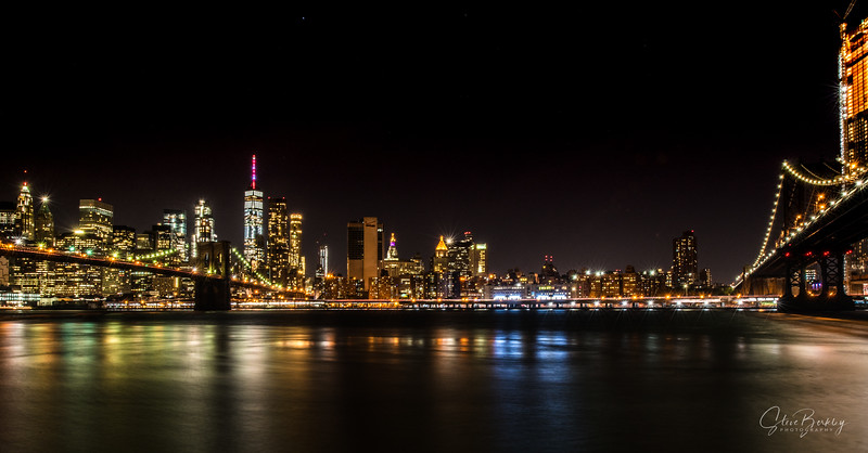 NYC on East River