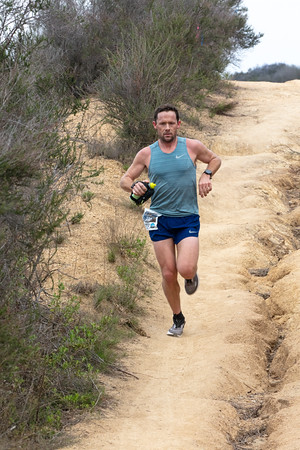 50K - East Ridge trail