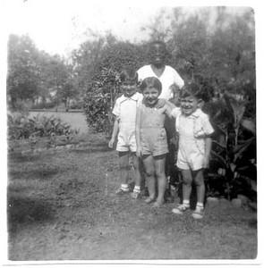 Catangula 1958 Irmãos Ressurreição e Zelinha