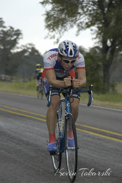 Anderson Stage Race, Anderson, TX, September 25, 2004 - Time Trial