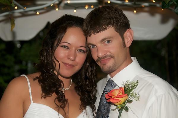 David and Courtney's Wedding