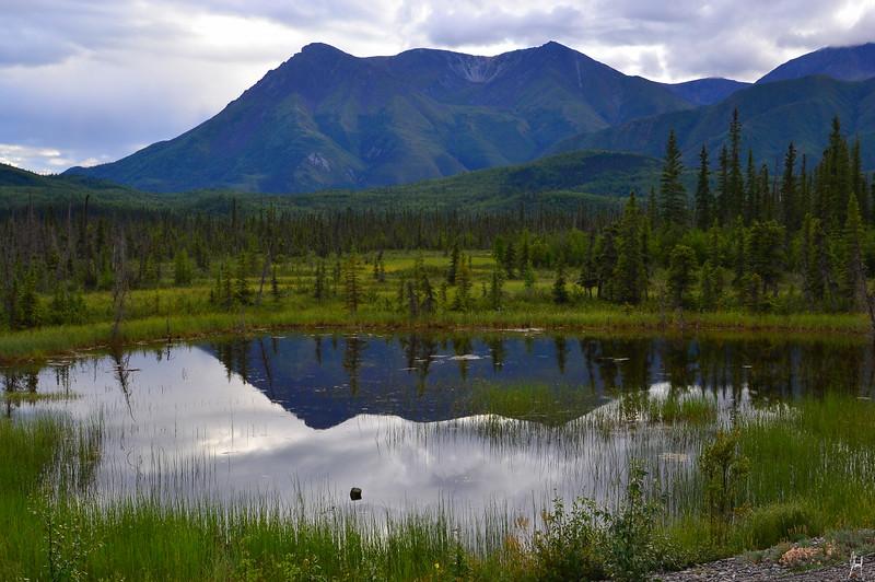 Destruction Highway Yukon Territory, Canada