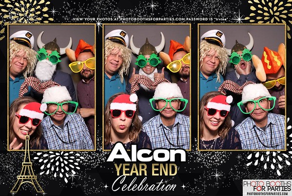 ALCON End Year Celebration 2018 (Left Booth)